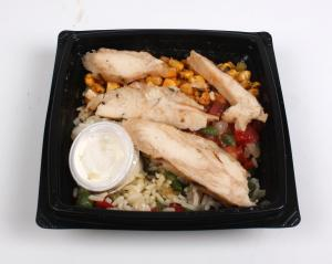Meninno Brothers Chicken Fajita Bowl