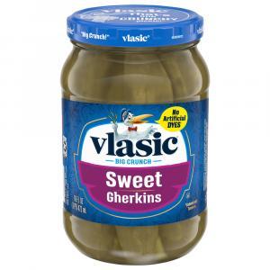Vlasic Sweet Gherkins