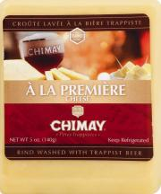 Chimay Washed Rind A La Premiere Cheese