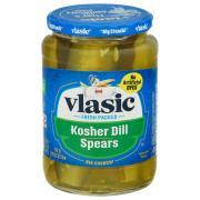 Vlasic Kosher Dill Spears