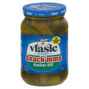 Vlasic Kosher Dill Snack'mms