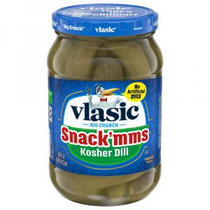 Vlasic Kosher Dill Snack'mms