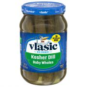 Vlasic Kosher Dill Baby Whole Pickles