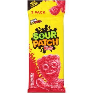 Stride Sour Patch Kids Redberry Gum