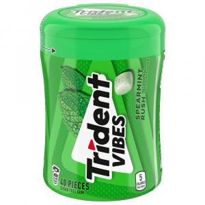 Trident Vibes Spearmint Rush Sugar Free Gum