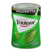 Trident Unwrapped Spearmint Gum