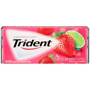 Trident Island Berry Lime Gum