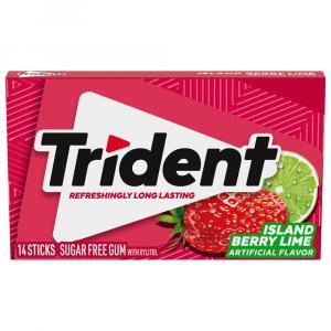 Trident Island Berry Lime Gum