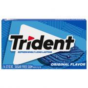 Trident Original Flavor Sugar Free Gum
