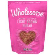Wholesome Organic Light Brown Sugar