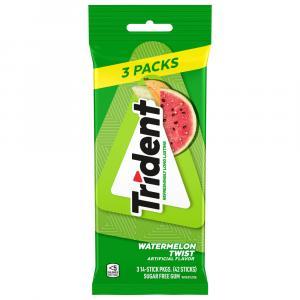 Trident Watermelon Twist Gum