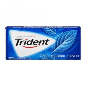Trident Sugar Free Original Gum
