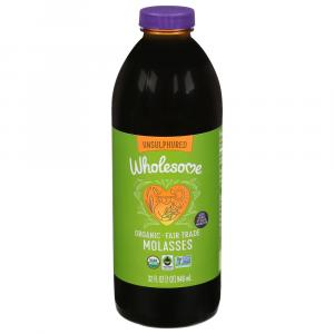 Wholesome Sweeteners Organic Molasses