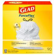 Glad Tall Kitchen 13-Gallon Drawstring Bags