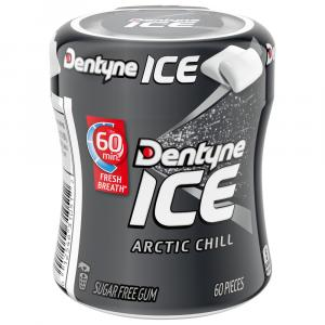 Dentyne Ice Arctic Chill Bottles