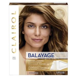 Clairol Balayage Four Brunette Highlighting