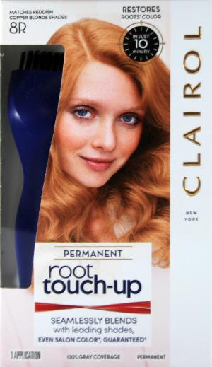 Clariol Root Touch-Up Reddish Copper Blonde 8R Permanent