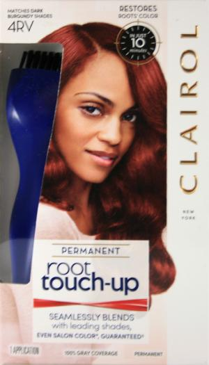 Clariol Root Touch-Up Dark Burgundy 4R Permanent