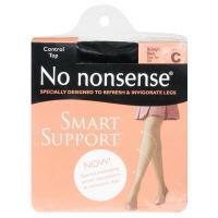 No nonsense Smart Support Midnight Black Size C