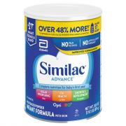 Similac OptiGRO Advance Powder Formula with Iron
