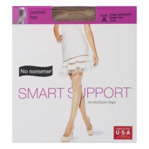 No nonsense Smart Support Beige Mist Size A