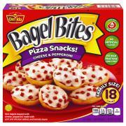 Bagel Bites Cheese & Pepperoni Mini Bagels