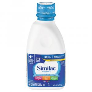 Similac Advance OptiGro Ready to Feed Formula