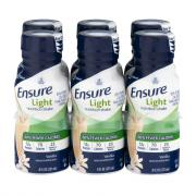 Ensure Active Light Nutrition Vanilla Shakes