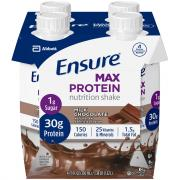 Ensure Max Milk Chocolate Protein Nutrition Shake