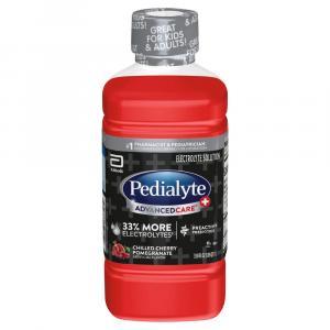 Pedialyte Advanced Care Plus Cherry Pomegranate