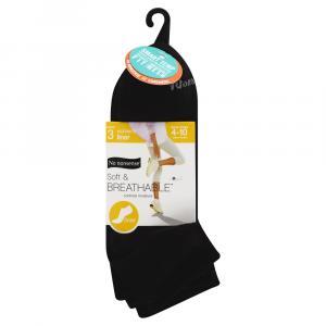 No nonsense Women's Lightweight Liner Socks Size 4-10