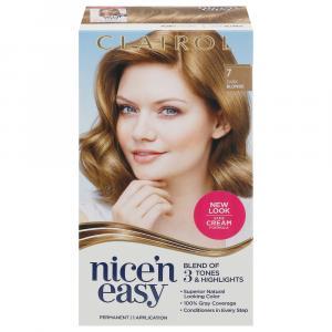Nice & Easy 7 Dark Blonde Permanent Hair Color