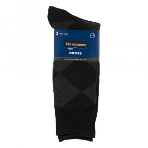 No nonsense Men's Fashion Black Dress Socks