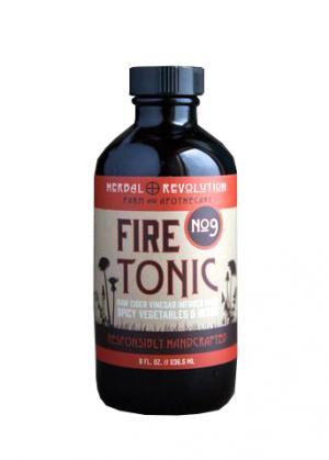 Herbal Revolution Farm & Apothecary Fire Tonic
