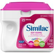 Similac Sensitive Isomil Soy Powder Formula