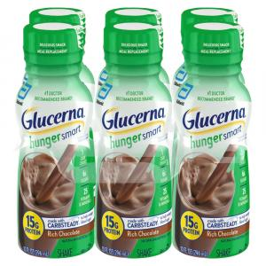 Glucerna Hunger Smart Chocolate Shake