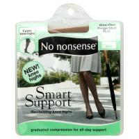 No nonsense Smart Sport Knee Highs