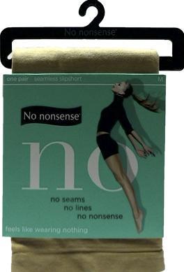 No nonsense Seamless Nude Slipshort Medium