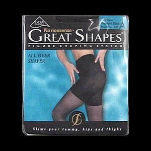 No nonsense Great Shapes All A Medium Black