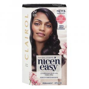 Nice 'n Easy 2V Plum Black Hair Color