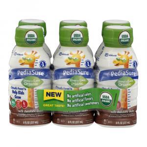 PediaSure Organic Milk Chocolate Shake