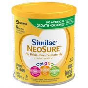 Similac Neosure w/Iron Powder Formula