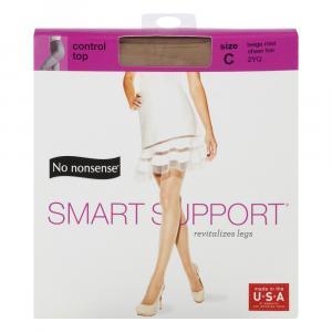 No nonsense Smart Support Beige Mist Size C