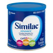 Similac Advanced w/Iron Powder Formula