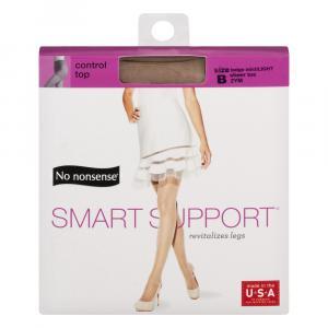 No nonsense Smart Support Beige Mist Size B