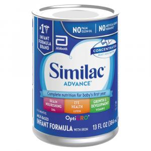 Similac Advanced w/Iron