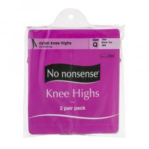 No nonsense Tan Knee Highs