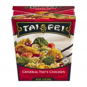 Tai Pei General Tso's Spicy Chicken