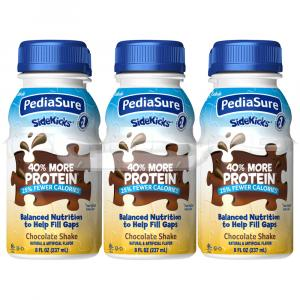 PediaSure Sidekicks High Protein Chocolate Shake