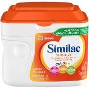 Similac Sensitive w/Iron Powder Baby Formula